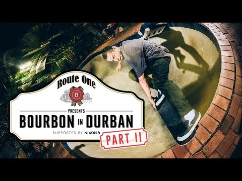 Route One presents 'Bourbon in Durban' Supported by Nixon Part 2