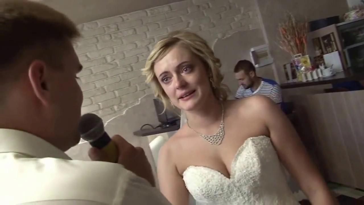 Трогательный видеоролик в подарок на свадьбу 58