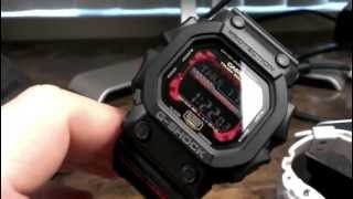 "GX56-1A Black & Red ""The King"" - Casio G-Shock Watch Review"
