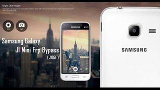 Samsung J1 Mini Frp Lock Bypass | J105F J105H Frp Lock Unlock 100% Working And Safe Solution