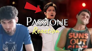 Dimash Kudaibergen - Passione ~ New Wave 2019 (REACTION)