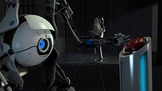 Portal 2 Co-op. New Faraday