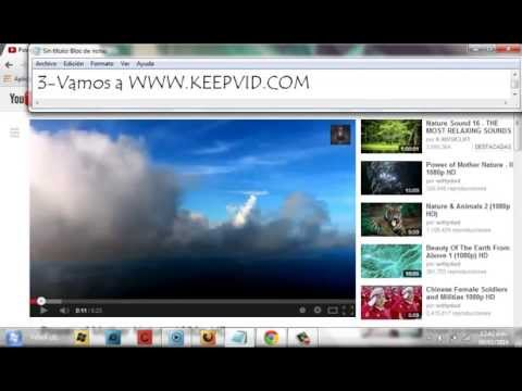 Como Descargar Videos de Youtube en HD Sin Programas 2014