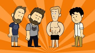 How To Be Cool by James Willems - Funhaus Animated Production