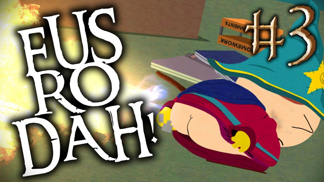 Pewdiepie plays South Park: The Stick of Truth - Part 3