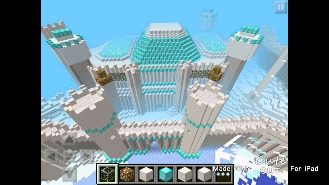 how to build an ice castle