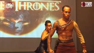 GAME OF THRONES show Morenasso & Anais ROMA KIZOMBA FESTIVAL