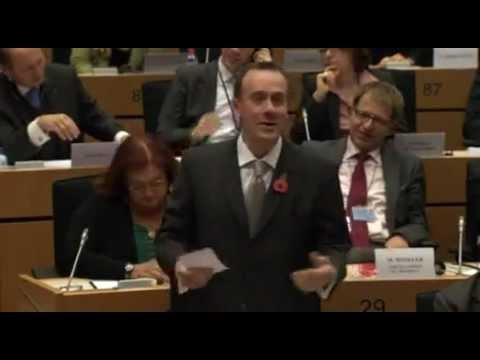 Martin Callanan speech to Angela Merkel