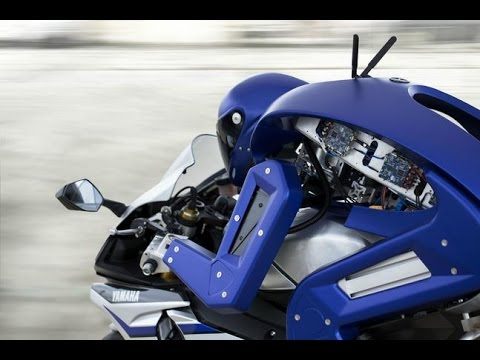 Yamaha's Motobot rides a motorcycle, is cooler than us (Tomorrow Daily 266)