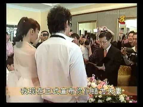 News on Fann Wong & Christopher Lee Married~! 16/05/2009 李铭顺范文芳结婚了