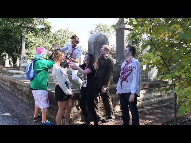 Zombie Atlanta ▶ 2014 Zombie Walk Atlanta