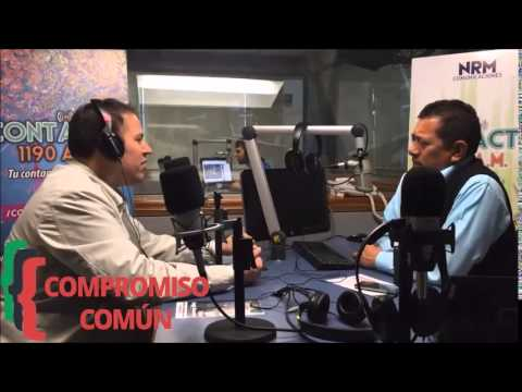 Jorge González en Círculo Informativo - Nucleo Radio