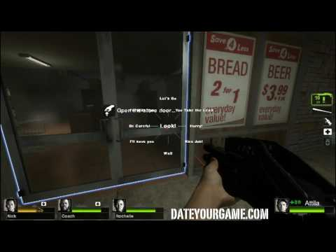 Left 4 Dead 2 Gameplay Walkthrough 2 Dead Center 2: Streets Music Videos
