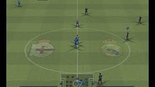 PES 2018 (PS2) Deportivo La Coruna vs Real Madrid - La Liga Santander