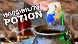 How To Make An Invisibility Spray Potion