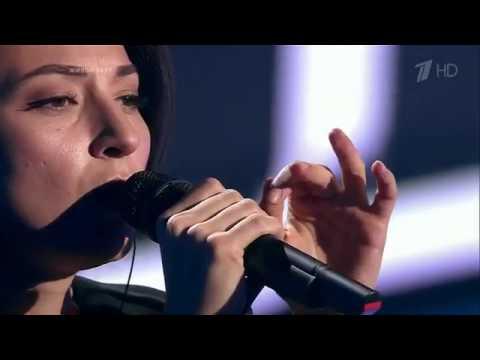 Инга Лепсверидзе «Not About Angels» дочь Лепса на шоу голос Voice of Russia