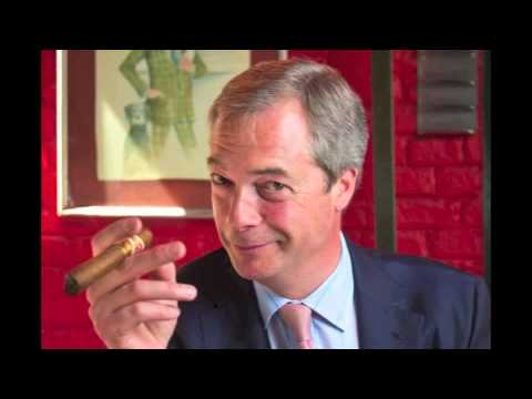 Nigel Farage vs Nick Clegg LBC Debate - Farage: