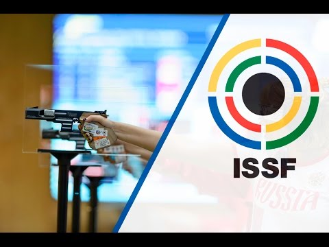 Finals 25m Pistol Women - 2015 ISSF Rifle, Pistol, Shotgun World Cup in Gabala (AZE)