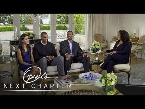 How Jason Collins Came Out to His Twin Brother, Jarron - Oprah's Next Chapter - OWN