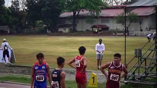 LPU JUNIORS HURDLES 2 /NCAA 93 At Phillippine Sports Commision Ultra,Pasig 022018