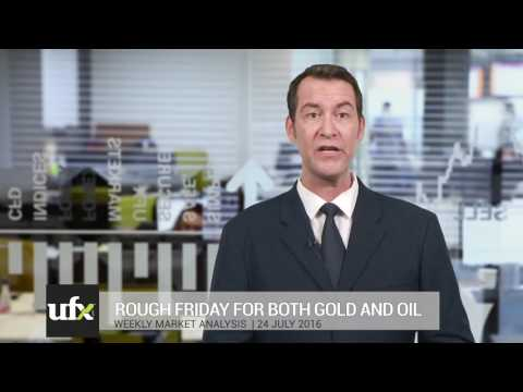 UFX Weekly Forex Currency Trading News 24-July-2016