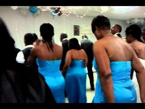 Vaughn's Wedding Wobble part 1