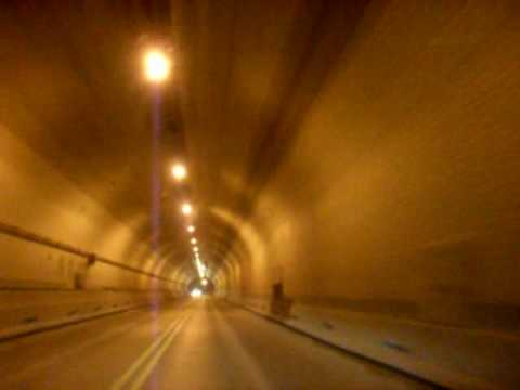 washburn tunnel (southbound)