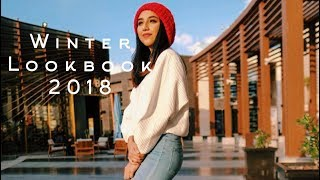 DUBAI CASUAL WINTER LOOKBOOK 2018