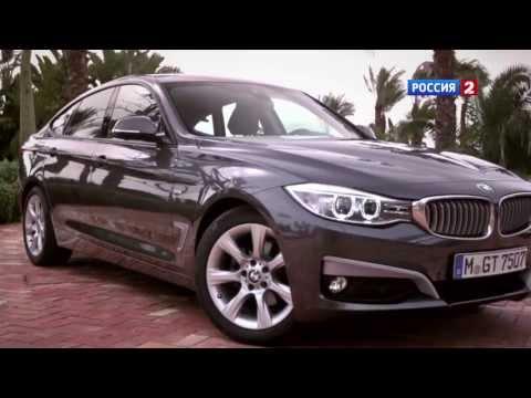 Тест-драйв BMW 3 GT 2013