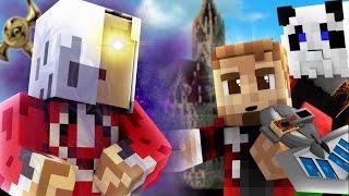 YUGIOH - Virtual Reality World! #1 - Duelist Kingdom? (Anime Minecraft Roleplay Ep1)