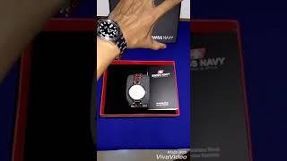 Jam tangan Swiss Navy  Rose Gold Ladies