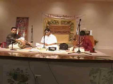 Thodi - Raga Alapana - Trichy Ramesh - Sandeep Bharadwaj - Vocal - Violin - Jai Guru Datta