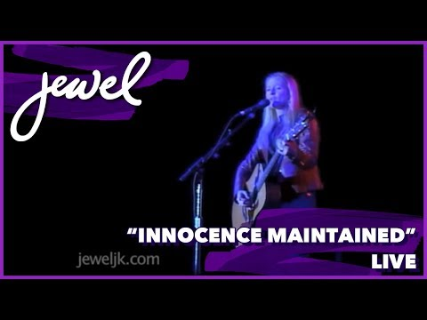 Jewel - Innocence Maintained