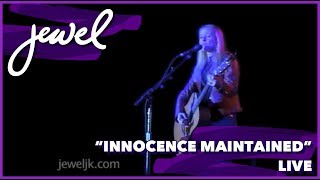 Watch Jewel Innocence Maintained video