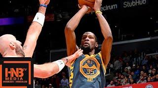 Golden State Warriors vs LA Clippers Full Game Highlights   11.12.2018, NBA Season