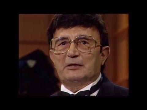 Tony Leblanc recoge el Goya de Honor de 1994