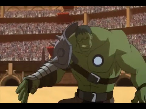 Hulk vs Beta Ray Bill