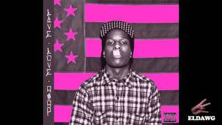 ASAP Rocky - Get Lit (Chopped and Screwed)