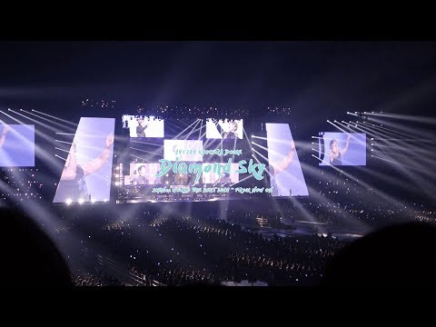 180218 SHINee WORLD THE BEST 2018~ FROM NOW ON - Diamond Sky