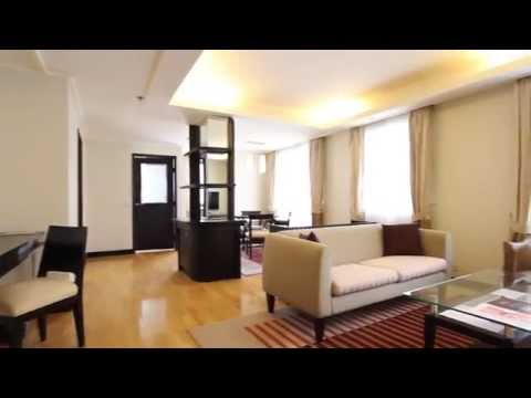 1 Bedroom Serviced Apartment for Rent at Chateau De Bangkok SV040011