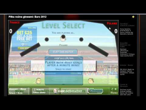 Piłka Nożna Głowami Euro 2012