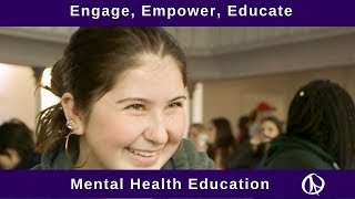 Mental Health in Schools | Engage, Empower, Educate | Starts With Me