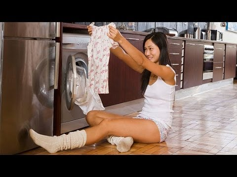 how to get baby oil out of clothes