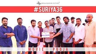Suriya36 Pooja | Suriya, Sai Pallavi | Selvaraghavan | S R Prakashbabu, S R Prabhu