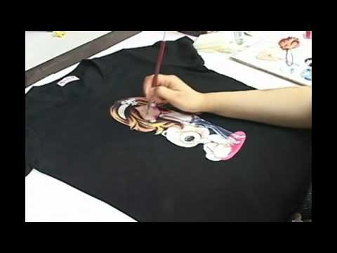 CELTA Hand-painting's Hand-painted T-shirt