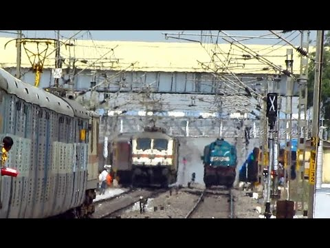 Somebody Stop me : Chennai & Bangalore Rajdhani Express !!