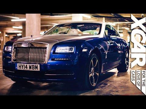 Rolls-Royce Wraith: Silent Running - XCAR