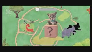 Fun Pet Kitten Care Kids Games   Little Kitten Preschool   Play Fun Cat Animation Games for children