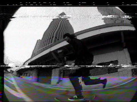 Lurk NYC 'New York Times V.2 VHS' Video