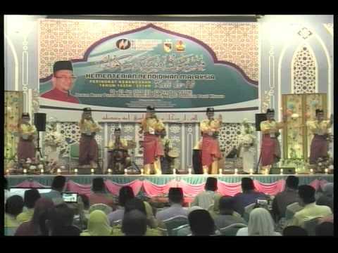 Festival Nasyid Sekolah - sekolah KPM Peringkat Kebangsaan 2014 - SM Perak (Official)